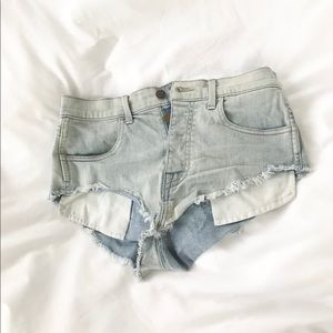 Wildfox Beach Butt Shorts